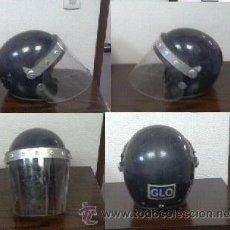 Militaria: CASCO ALEMAN DE ANTIDISTURBIOS, TALLA 58. Lote 31598912