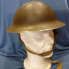 Militaria: CANADÁ. CASCO MODELO MKII. MARCADO 1942. 2ª GUERRA MUNDIAL.. Lote 31610549