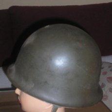 Militaria: CASCO FRANCÉS MODELO 56. Lote 33365995