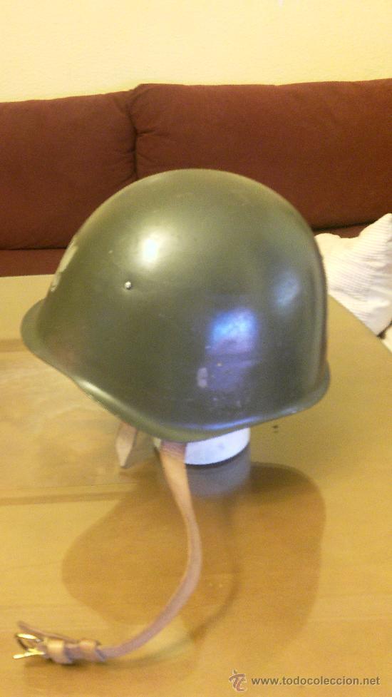 Militaria: CASCO POLACO. MODELO SOVIETICO - Foto 3 - 33379844
