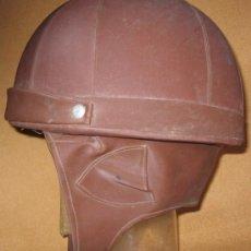 Militaria: CASCO. MOTORISTA O PARACAIDISTA. POCO HABITUAL.. Lote 41697407