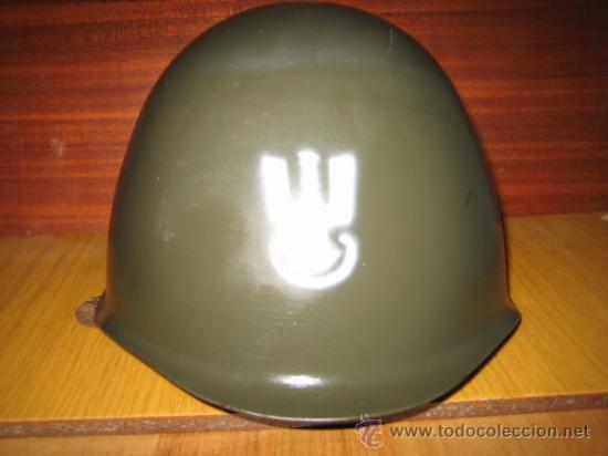Militaria: Casco militar polaco modelo WZ-67 - Foto 5 - 39212257