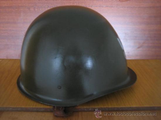 Militaria: Casco militar polaco modelo WZ-67 - Foto 6 - 39212257