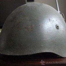 Militaria: OLLA DE CASCO PORTUGUÉS. Lote 35259400
