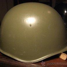 Militaria: CASCO DE LA ANTIGUA CHECOSLOVAQUIA ORIGINAL . Lote 35333288