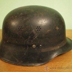 Militaria: CASCO ALEMÁN M-34. Lote 35385676