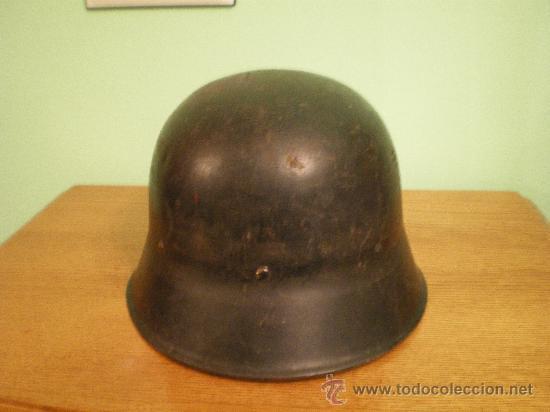 Militaria: Casco alemán M-34 - Foto 3 - 35385676