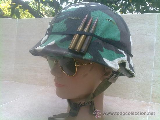 Militaria: CASCO M1, TIPO VIETNAM - Foto 6 - 36318840