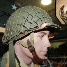 Militaria: CASCO M1 AMERICANO DE UNIDADES PARACAIDISTAS, . Lote 36718744