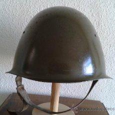 Militaria: CASCO POLACO MºWZ 1950. Lote 42687844