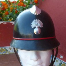 Militaria: CASCO BELGA CARTON . Lote 38239257