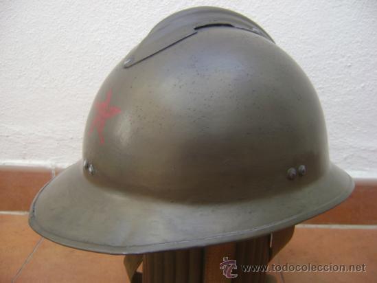 CASCO ADRIAN FRANCES MOD ,26 GUERRA CIVIL. (Militar - Cascos Militares )