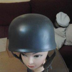 Militaria: CASCO DE PARACAIDISTA ALEMAN. Lote 39396245