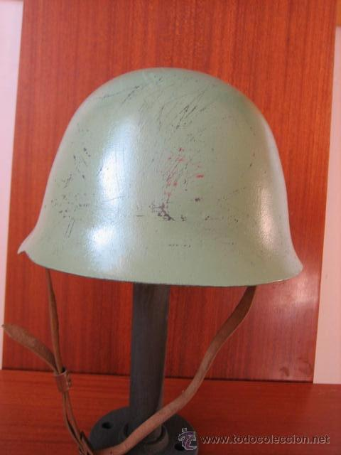 Militaria: Casco Yugoslavo M44-85 - Foto 2 - 40463430