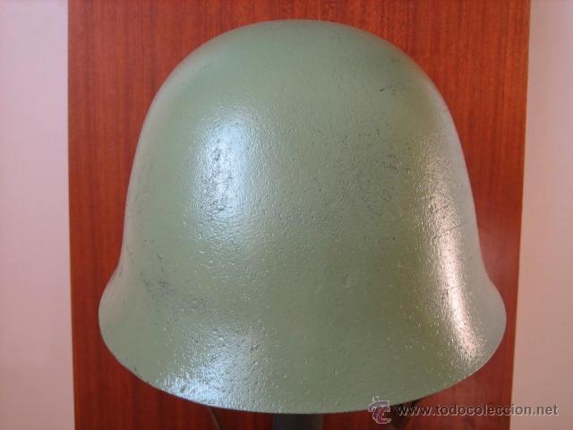 Militaria: Casco Yugoslavo M44-85 - Foto 4 - 40463430