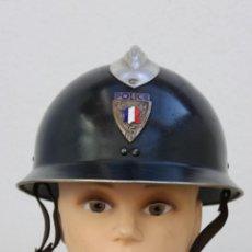 Militaria: FRANCIA CASCO POLICIA POLICE FRANCESA. Lote 40681994