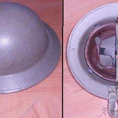 Militaria: CASCO TOMMY BRITÁNICO. Lote 40711369