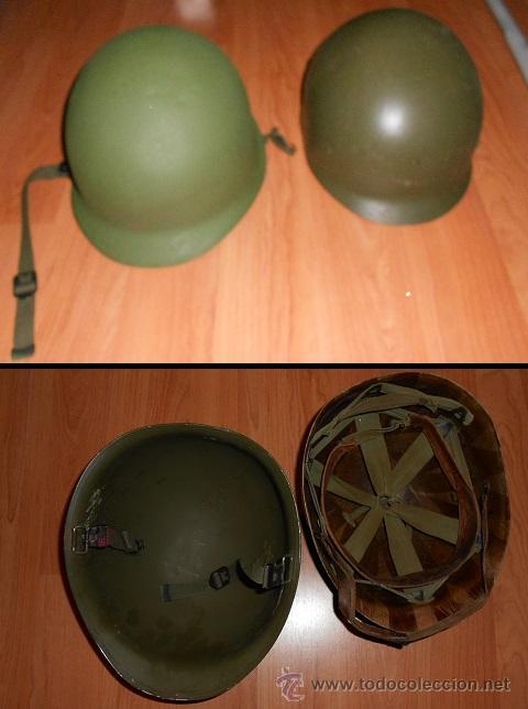 Militaria: Casco M1 USA - Foto 2 - 41253495