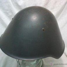 Militaria: CASCO ALEMAN RDA M-56 1ER MODELO. Lote 41572091