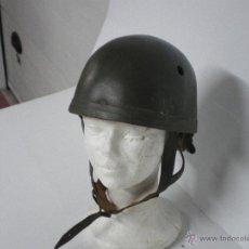 Militaria: CASCO TANQUISTA FRANCÉS O BELGA. Lote 42290706