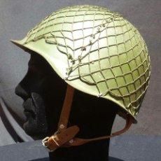 Militaria: CASCO RUSO SSH40/41 . Lote 42862587