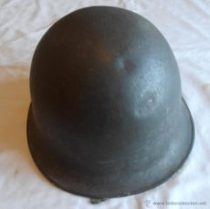 Militaria: CASCO FRANCES M-51. Lote 44032837