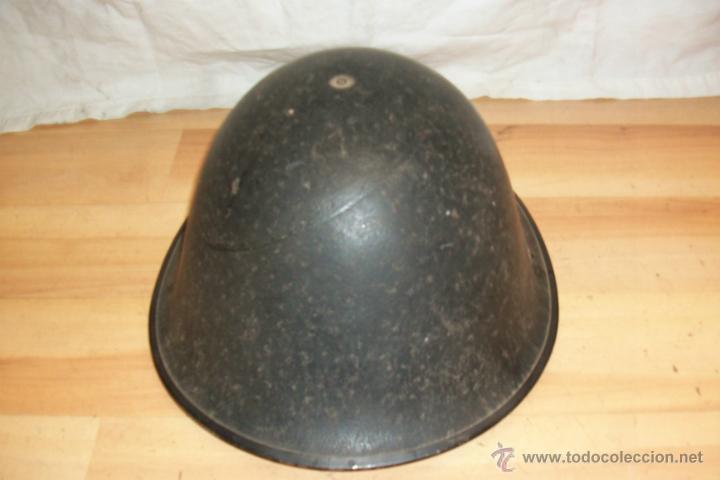 CASCO INGLES- TURTLE (Militar - Cascos Militares )