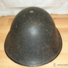 Militaria: CASCO INGLES- TURTLE. Lote 44518730