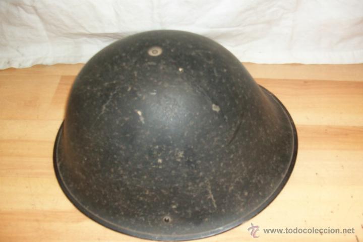 Militaria: CASCO INGLES- TURTLE - Foto 2 - 44518730