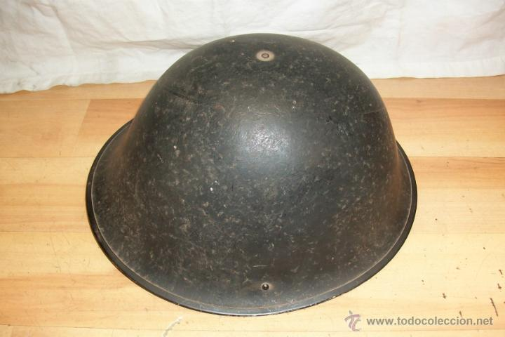 Militaria: CASCO INGLES- TURTLE - Foto 3 - 44518730