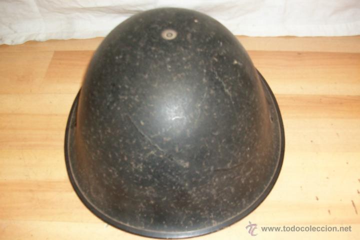 Militaria: CASCO INGLES- TURTLE - Foto 4 - 44518730
