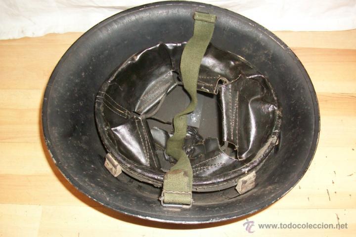 Militaria: CASCO INGLES- TURTLE - Foto 5 - 44518730