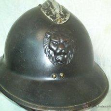 Militaria: CASCO BELGA M-26. Lote 46190535