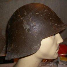Militaria: CASCO M-26 GUERRA CIVIL. Lote 46471773