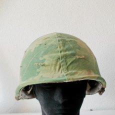 Militaria: CASCO US GUERRA VIETNAM . Lote 46527389