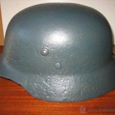 Militaria: CASCO HUNGARO M-35, M38, SEGUNDA GUERRA MUNDIAL.. Lote 47009283