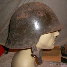 Militaria: CASCO M26 CON ALA RECONSTRUIDO. Lote 48421095