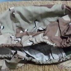 Militaria: FUNDA CASCO MARTE, TALLA P, MIMETIZADO ARIDO ANTIDESGARRO, 6 COLORES,. Lote 49550432