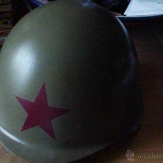 Militaria: CASCO DEL EJERCITO SOVIETICO. Lote 50152718