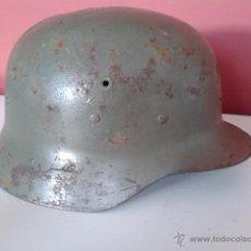 Militaria: CASCO MODELO Z45 SIMILAR M42 ALEMAN. Lote 50559830
