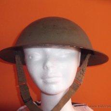 Militaria: CASCO GRAN BRETAÑA INGLES MK IV . Lote 50648072