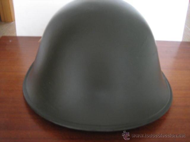 Militaria: Casco militar ingles MK-IV - Foto 2 - 178325908