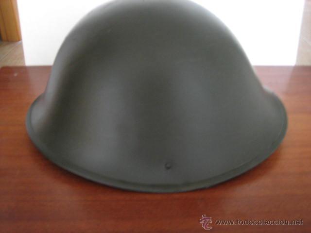 Militaria: Casco militar ingles MK-IV - Foto 3 - 178325908