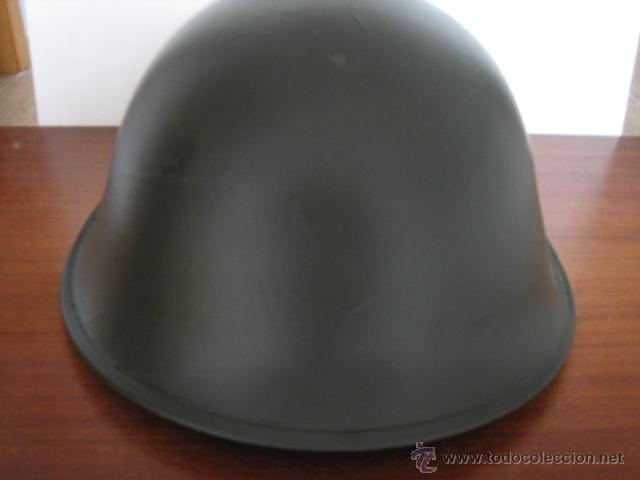 Militaria: Casco militar ingles MK-IV - Foto 4 - 178325908
