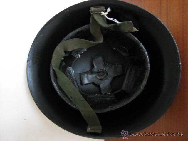 Militaria: Casco militar ingles MK-IV - Foto 5 - 178325908