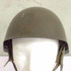 Militaria: CASCO PORTUGUÉS MODELO 1940/63 VARIANTE DE INTERIOR ADOPTADA EN 1963. Lote 53213359