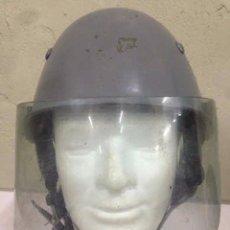 Militaria: CASCO ITALIANO MODELO 33 VERSIÓN DE 1968 PARA POLICÍA ANTIDISTURBIOS. Lote 53215909