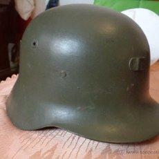 Militaria: CASCO ESPAÑOL Z42 MODELO ALEMAN. Lote 53679376