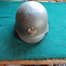 Militaria: CASCO ESPAÑOL AÑOS CUARENTA. Lote 53954793