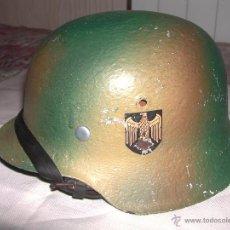 Militaria: CASCO ALEMÁN M42 ORIGINAL RESTAURADO. Lote 54353381